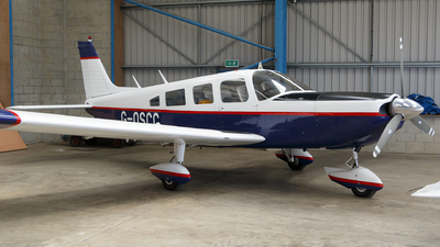 G-OSCC - Piper PA-32-300 Cherokee Six - Private