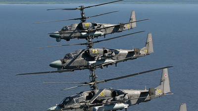 42 - Kamov Ka-52 Alligator - Russia - Air Force