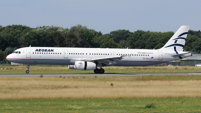 A picture of SXDVZ - Airbus A321231 - Aegean Airlines - © Kay Hansen