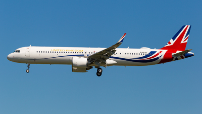 A picture of GXATW - Airbus A321253NX -  - © Severin Hackenberger