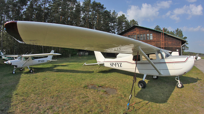 SP-FYZ - Cessna 175 Skylark - Private