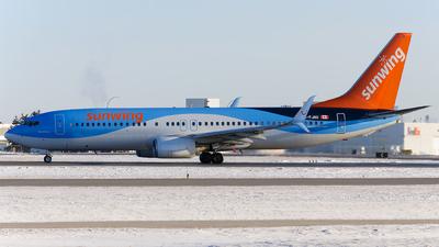 C-FJAU - Boeing 737-8K5 - Sunwing Airlines