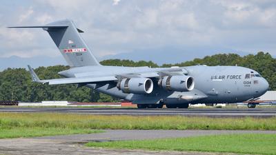 95-0104 - McDonnell Douglas C-17A Globemaster III - United States - US Air Force (USAF)