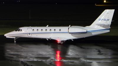 OO-GLM - Cessna 680 Citation Sovereign - Air Service Liège (ASL)