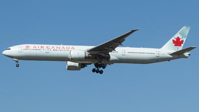 A picture of CFIVQ - Boeing 777333(ER) - Air Canada - © MINJUNKIM