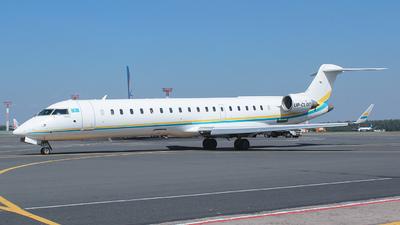 UP-CL001 - Bombardier CL-600-2C10 Challenger 870 - Khozu-Avia