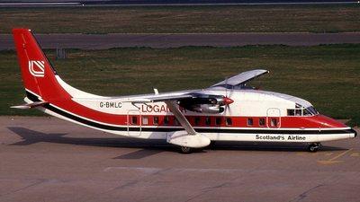 G-BMLC - Short 360-200 - Loganair