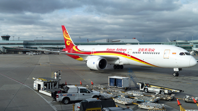 B-7880 - Boeing 787-9 Dreamliner - Hainan Airlines