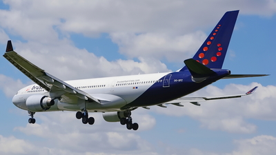 OO-SFZ - Airbus A330-223 - Brussels Airlines
