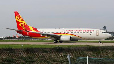 B-1503 - Boeing 737-84P - Hainan Airlines