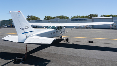 VH-JUA - Cessna 172M Skyhawk - Air Gold Coast