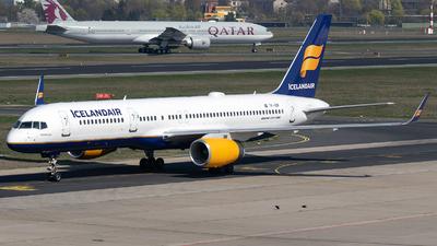 TF-ISR - Boeing 757-256 - Icelandair