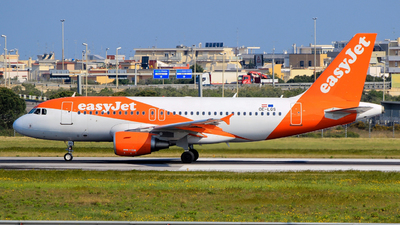OE-LQS - Airbus A319-111 - easyJet Europe