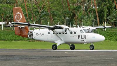 DQ-FJQ - Viking DHC-6-400 Twin Otter - Fiji Link