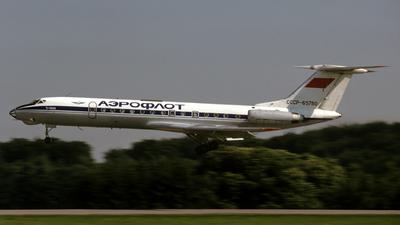 CCCP-65780 - Tupolev Tu-134A - Aeroflot