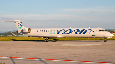 S5-AAN - Bombardier CRJ-900 - Adria Airways