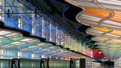 KORD - Airport - Terminal