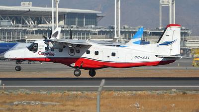 CC-AAI - Dornier Do-228-202K - CorpFlite
