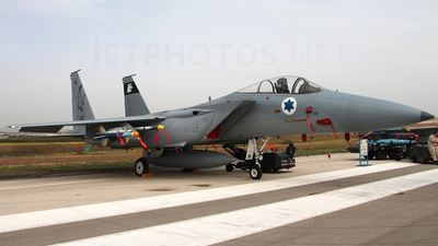 661 - McDonnell Douglas F-15A Baz - Israel - Air Force
