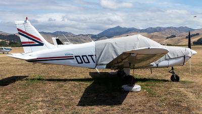 ZK-DOT - Piper PA-28-151 Cherokee Warrior - Private