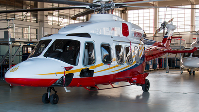 I-EASO - Agusta-Westland AW-189 - Malaysia - Fire and Rescue Department (Bomba)