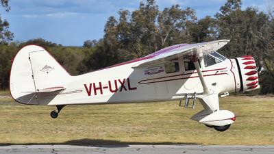 VH-UXL - Stinson SR-8C Reliant - Private