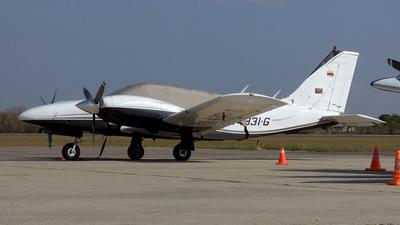 HK-4931-G - Piper PA-34-220 Seneca III - Private