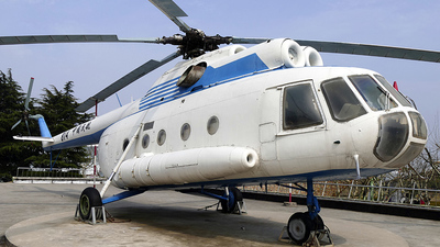 814 - Mil Mi-8 Hip - Civil Aviation Administration of China (CAAC)