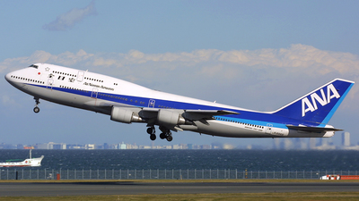 JA8965 - Boeing 747-481D - All Nippon Airways (ANA)