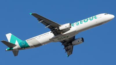 HL7790 - Airbus A321-231 - Air Seoul