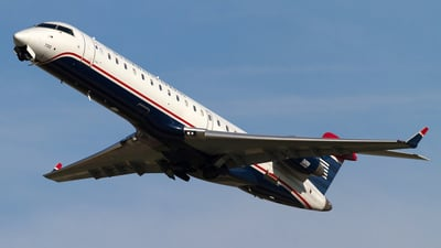 N720PS - Bombardier CRJ-701 - US Airways Express (PSA Airlines)