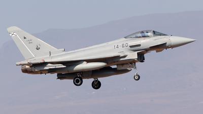 C.16-60 - Eurofighter Typhoon EF2000 - Spain - Air Force