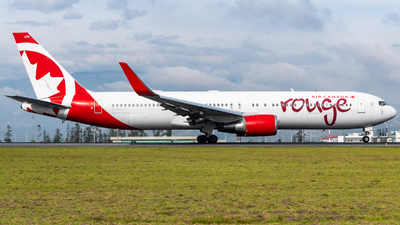 A picture of CGHLQ - Boeing 767333(ER) - [30846] - © Pablo Andrés Ortega - Aviacol Spotters
