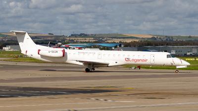 A picture of GSAJH - Embraer ERJ145EU - Loganair - © Ethan Hew - p_nilly