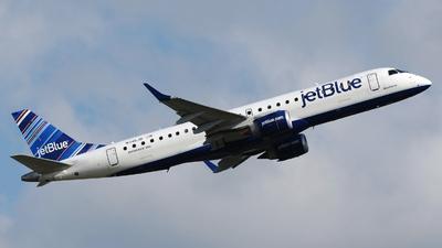N346JB - Embraer 190-100IGW - jetBlue Airways
