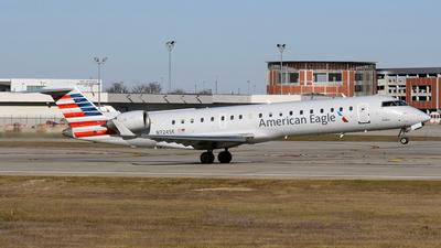 N724SK - Bombardier CRJ-701 - American Eagle (SkyWest Airlines)