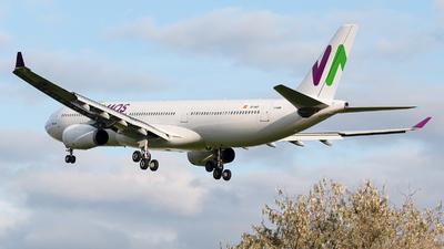 EC-NOF - Airbus A330-343 - Wamos Air