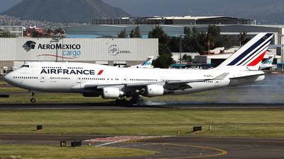 F-GITJ - Boeing 747-428 - Air France