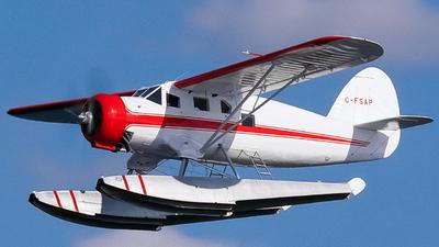 C-FSAP - Noorduyn Norseman Mk.VI - Nueltin Lake Air Service