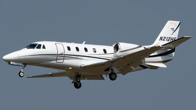 A picture of N212HF - Cessna 560XLS Citation Excel + - [5606190] - © Michael Place