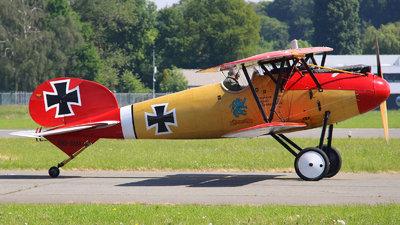 OO-SMA - Albatros D.Va - Private