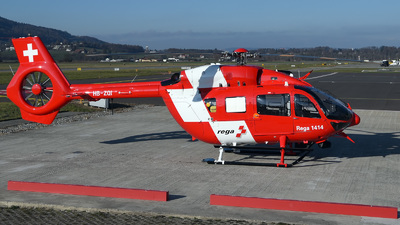 HB-ZQI - Airbus Helicopters H145 - REGA - Swiss Air Ambulance