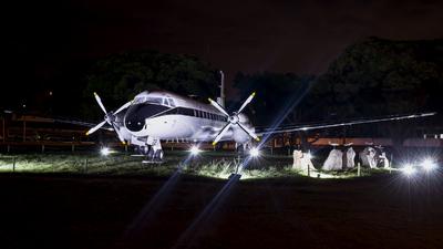 FAB2502 - Hawker Siddeley C-91  - Brazil - Air Force