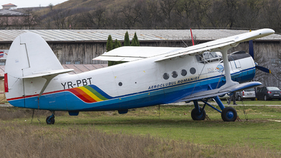 A picture of YRPBT - Antonov An2T - [1G21521] - © B/art