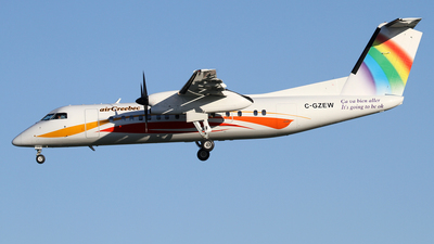 A picture of CGZEW - De Havilland Canada Dash 8300 - Air Creebec - © Daniel Lapierre Forget
