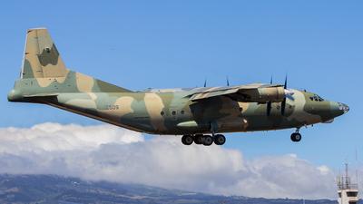 2509 - Shaanxi Y-8F-200 - Venezuela - Air Force