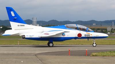 16-5666 - Kawasaki T-4 - Japan - Air Self Defence Force (JASDF)