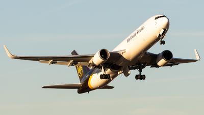 A picture of N312UP - Boeing 76734AF(ER) - UPS - © Jake Simpson
