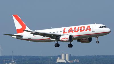 9H-LOQ - Airbus A320-214 - Lauda Europe