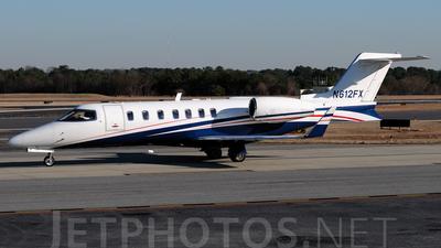 N612FX - Bombardier Learjet 45 - FlexJet